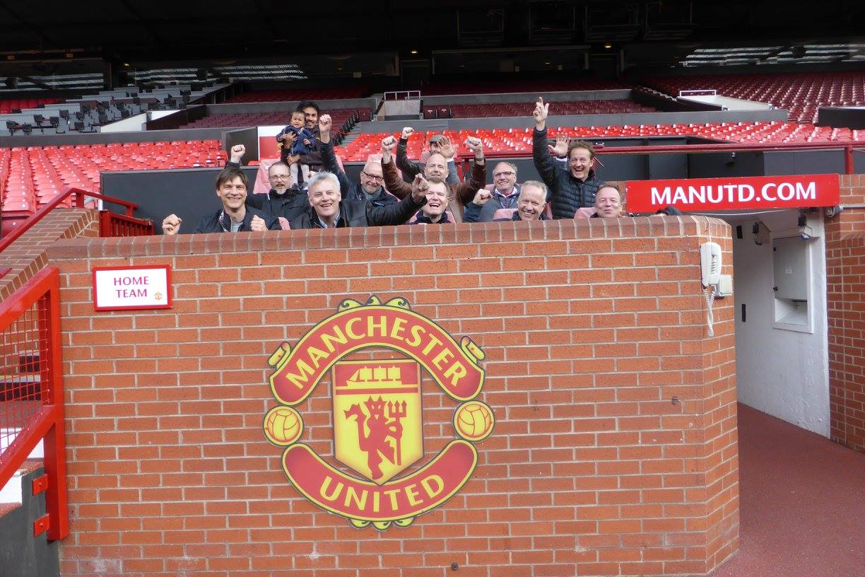 Dynamo Birkerød besøger Manchester United