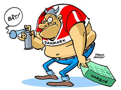 Dynamo Birkerød fan