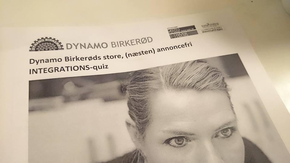 Dynamo Birkerød quiz